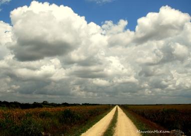 Clouds over Florida Eer